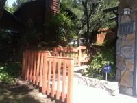 Custom sidewalk handrail